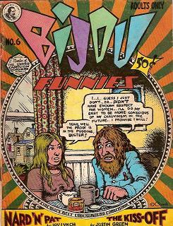Bijou Funnies #6, Jay Lynch (editor); Robert Crumb (cover); Justin Green; Skip Williamson