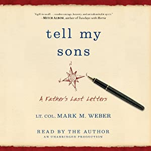 Tell My Sons Audiobook