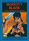 Modesty Blaise, Peter O'Donnell, 0912277092