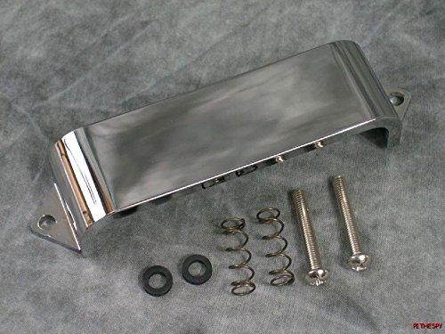 Genuine Rickenbacker Chrome Bridge Pickup Cover/Handrest for 4001/4003 03315