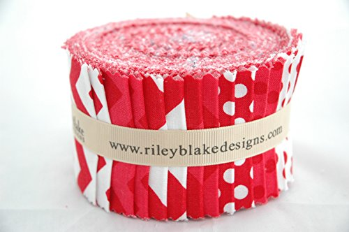 red and white jelly roll - 7
