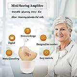 Cornelia Hearing Amplifier Invisible Mini CIC