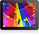 Kocaso MX836 Android Tablet 8-Inch (Quad Core 1.2GHz Processor, 512 MB DDR 3, 8GB ROM, IPS 1024 x 600 HD IPS Screen, Android 4.4 KitKat, Bluetooth, Micro USB, MicroSD Slot, Mini HDMI) - Pink
