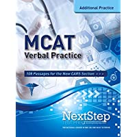 MCAT Verbal Practice: 108 Passages for the New CARS Section (More MCAT Practice)