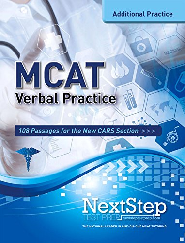 mcat-verbal-practice-108-passages-for-the-new-cars-section-more-mcat-practice
