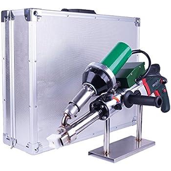 New Practical 3400w Handheld Plastic Extrusion Welding