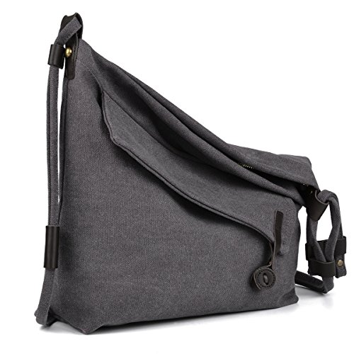 COOFIT-Canvas-Bag-for-Women-Crossbody-Bag-Messenger-Bag-Shoulder-Bag-Hobo-Bag-Unisex