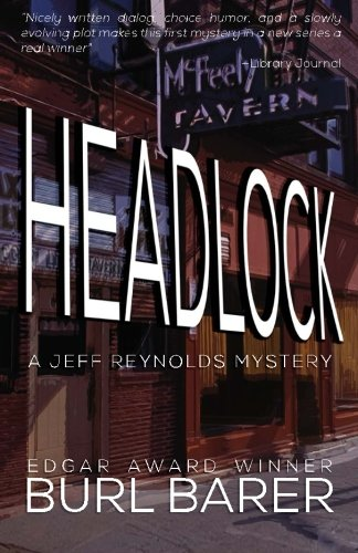 Headlock: A Jeff Reynolds Mystery (Volume 1)