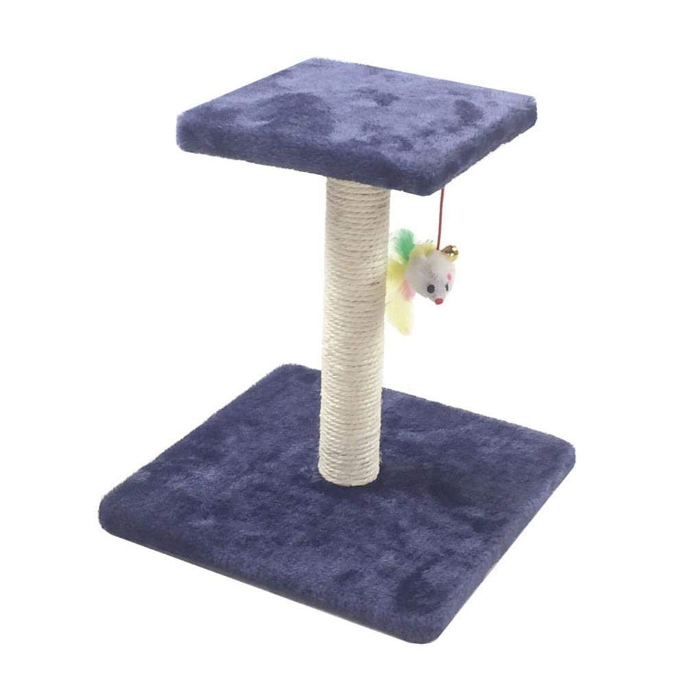 Black Weiwei Cat Climb Frame cat nest cat Tree cat Jumping Platform for Game 26cm 26cm  29cm