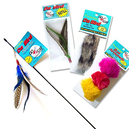 Go Cat Rabbit - The Da Bird Value 4-Pack