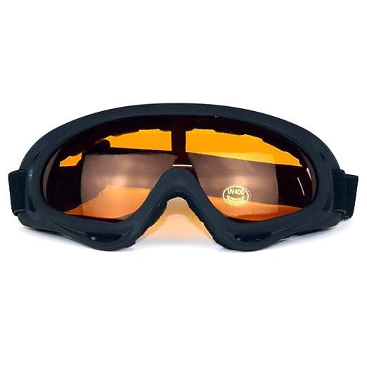 SAOJI Gafas de esquí de Invierno Profesionales Gafas de ...