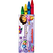 12 packs of 4ct Favor Crayons