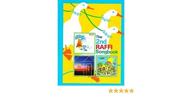 2ND RAFFI SONGBOOK HIDDEN SPB: Amazon.ca: Raffi: Books