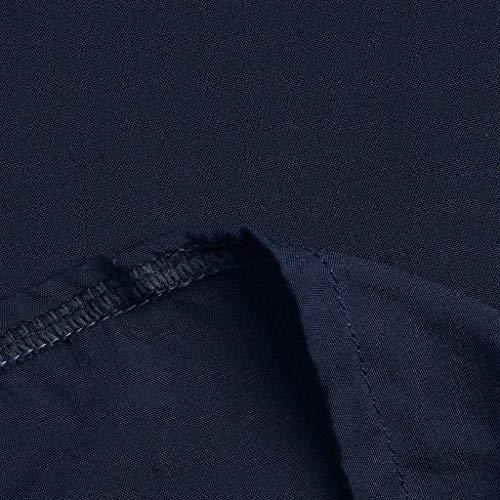 GSusan Sommerkleid Damen Lang Maxikleid Ärmelloses Kleider Spaghetti Strap mit Taschen Partykleid Cocktailkleid Elegant Vintage Blumen Baggy Lose Beiläufige Lang Kleider MaxiKleid Plus Size