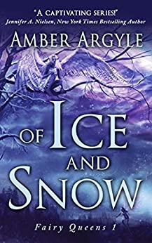 Ice Snow Fairy Queens Book ebook product image
