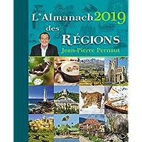 L'almanach des régions 2019