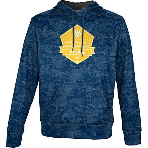 cheap ProSphere Boys\' Morrilton Police Department Digital Hoodie Sweatshirt (Apparel) for cheap lPABkYmV