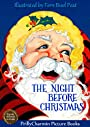 The Night Before Christmas (illustrated by Fern Bisel Peat) (PrillyCharmin Christmas Stories Book 2)