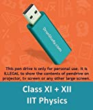 Dron Study Class (11+12)th CBSE IIT Physics (Pendrive)