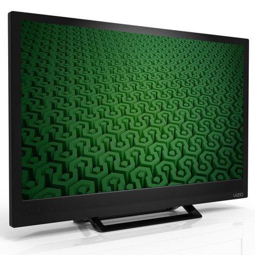 vizio d24h c1 24 inch 720p led tv black certified refurbished homegoodsreview. Black Bedroom Furniture Sets. Home Design Ideas