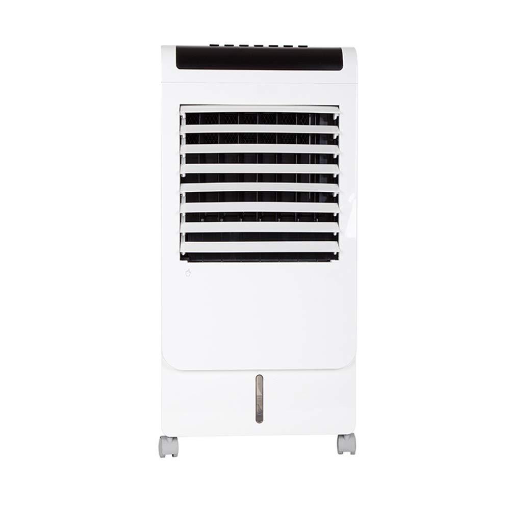Acquisto Condizionatore portatile 4 in 1 con telecomando Timing Ventola di raffreddamento Umidificazione Funzione riscaldatore 3 Velocità ventole Modalità riposo Prezzi offerte