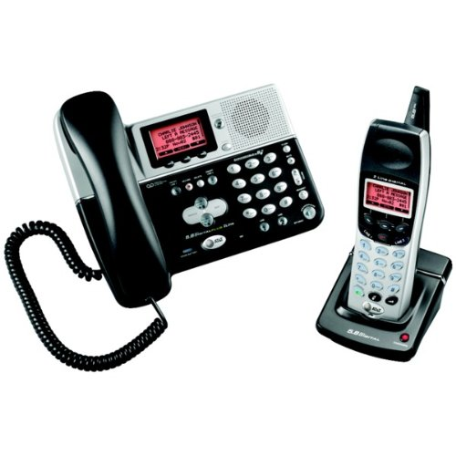 AT&T EP5962 5.8GHz Corded / Cordless Phone Combo