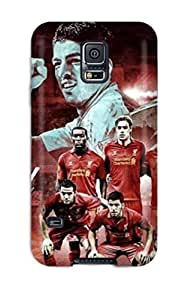 Andters Perfect Tpu Case For Galaxy S5/ Anti-scratch Protector Case (liverpool) by icecream design