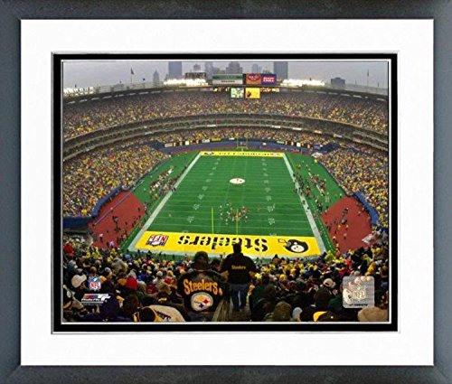 Pittsburgh Steelers Three Rivers Stadium Photo (Size: 12.5