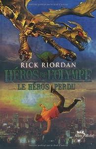 "Afficher ""Héros de l'Olympe n° 1<br /> Le héros perdu"""