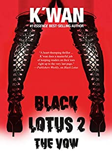 Book Cover: Black Lotus 2: The Vow