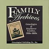 Genealogies of Mayflower Families, 1500s-1800s