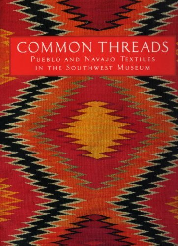 Common threads: Pueblo and Navajo textiles in the Southwest Museum