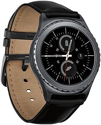 SAMSUNG Gear S2 Classic Reloj Inteligente Negro SAMOLED 3,05 cm ...