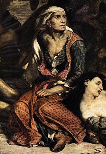The Massacre at Chios Detail by Eugene Delacroix - 18
