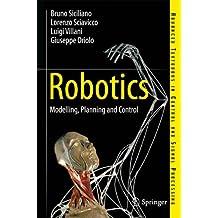 Robotics: Modelling, Planning and Control
