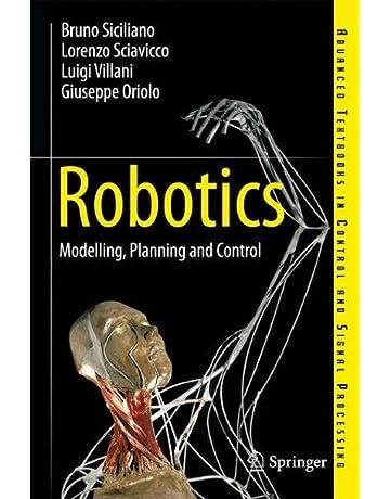 Robotics: Modelling, Planning and Control (Advanced