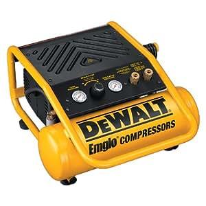 DEWALT D55141 2-Gallon 150 PSI Max Trim Oil Free Air Compressor
