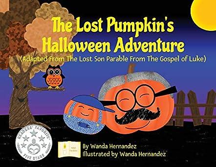 The Lost Pumpkin Halloween Adventure