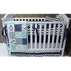 51yYSxv1VGL._SS247_ Anchor Crib Bedding Sets and Anchor Nursery Bedding