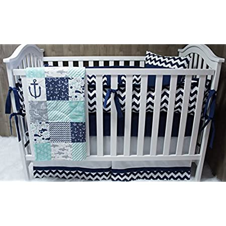 51yYSxv1VGL._SS450_ Nautical Crib Bedding and Beach Crib Bedding