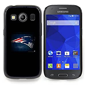 SKCASE Center / Funda Carcasa protectora - New England Patriot;;;;;;;; - Samsung Galaxy Ace Style LTE/ G357