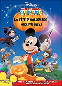 Disney Mickey Mouse Clubhouse: Mickey's Treat (Bilingual)