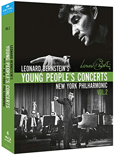 Leonard Bernstein: Young Peoples Concert, Vol. 2 [Blu-ray]