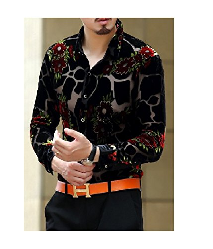 apt 9 mens dress shirts - 9