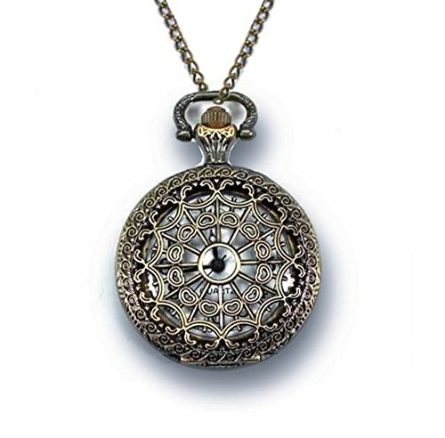 Pocket Watches Bronze Tone - 4