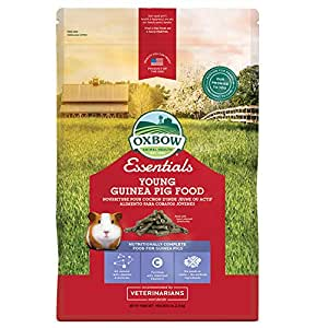 Oxbow Essentials Young Guinea Pig Food 5 lb