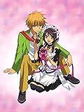 DV2206 Kaichou Wa Maid-Sama! Takumi Usui Misaki Ayuzawa Anime Manga Art 32x24 Print POSTER