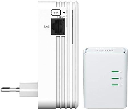 D-Link DHP-W311AV - Kit PLC WiFi N300 Extensor de Red por ...