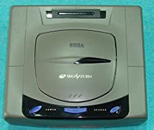 Sega Saturn body (gray)