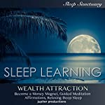 Wealth Attraction, Become a Money Magnet: Sleep Learning, Guided Meditation, Affirmations, Relaxing Deep Sleep | Jupiter Productions